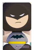 PaxToy.com - 03 Betmenas (Batman) из Norfa: Superherojai (Blokhedz)