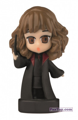PaxToy.com - 03 Hermione Granger (Сторна-back) из Esselunga: Harry Potter WIZZIS