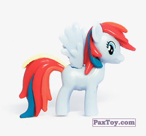 PaxToy.com - 03 Радуга Дэш из Choco Balls: My Little Pony