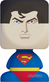 PaxToy.com - 03 Superman из Z Energy: DC Super Heroes (Blokhedz)