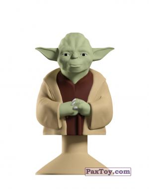PaxToy.com - 03 Yoda из Lidl: Star Wars Stikeez