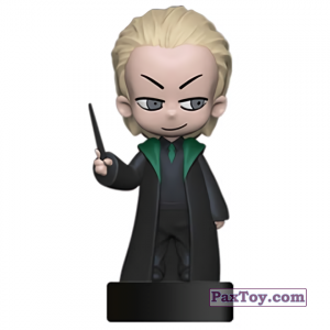 PaxToy.com - 04 Draco Malfoy из Esselunga: Harry Potter WIZZIS