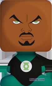 PaxToy.com - 04 Green Lantern из Z Energy: DC Super Heroes (Blokhedz)