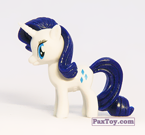 PaxToy.com - 04 Рарити из Choco Balls: My Little Pony