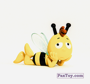 PaxToy.com - 04 Вилли из Choco Balls: Пчелка Майя
