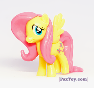 PaxToy.com - 05 Флаттершай из Choco Balls: My Little Pony