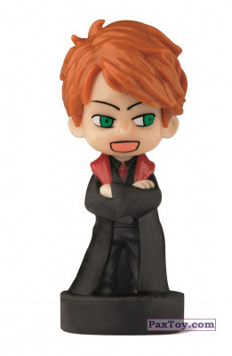 PaxToy.com - 05 Fred Weasley (Сторна-back) из Esselunga: Harry Potter WIZZIS