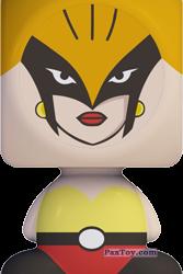 PaxToy 05 Hawkgirl (Blokhedz)