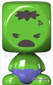 PaxToy.com - 05 Hulk из Z Energy: Marvel Avengers (Blokhedz)