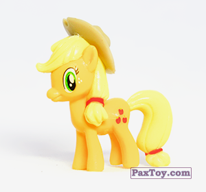 PaxToy.com - 06 Эпплджек из Choco Balls: My Little Pony
