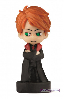 PaxToy.com - 06 George Weasley (Сторна-back) из Esselunga: Harry Potter WIZZIS
