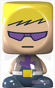 PaxToy.com - 06 Hawkeye из Z Energy: Marvel Avengers (Blokhedz)