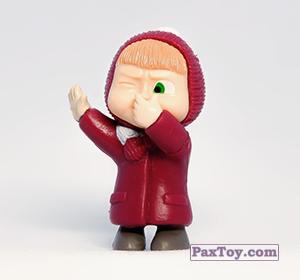 PaxToy.com - 06 Кто сказал «Апчхи» из Choco Balls: Маша и Медведь 2 - Маша Художница