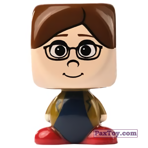 PaxToy.com - 06 Margo из Esselunga: Despicable Me (Blokhedz)