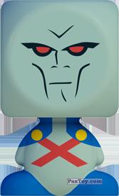 PaxToy.com - 06 Martian Manhunter из Z Energy: DC Super Heroes (Blokhedz)