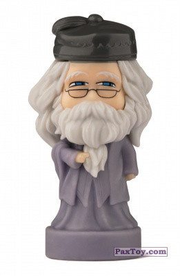 PaxToy.com - 07 Albus Silente (Сторна-back) из Esselunga: Harry Potter WIZZIS