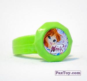 PaxToy.com - 07 Кольцо с Блум из Choco Balls: Клуб Винкс