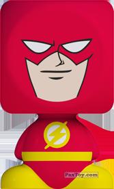 PaxToy.com - 07 The Flash из Z Energy: DC Super Heroes (Blokhedz)