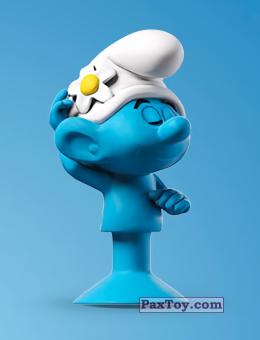 PaxToy.com - 08 Lalus из Lidl: Smerfy Stikeez (Smurfs)