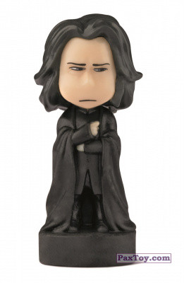 PaxToy.com - 08 Severus Piton (Сторна-back) из Esselunga: Harry Potter WIZZIS