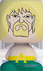 PaxToy.com - 09 Aquaman из Z Energy: DC Super Heroes (Blokhedz)
