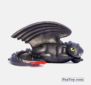 PaxToy.com - 09 Беззубик из Choco Balls: Как приручить дракона-2