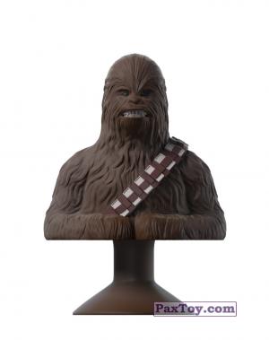 PaxToy.com - 09 Chewbacca из Lidl: Star Wars Stikeez