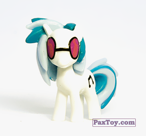 PaxToy.com - 09 DJ Pon-3 из Choco Balls: My Little Pony