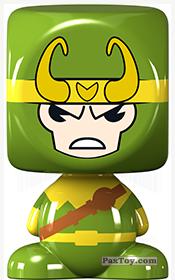 PaxToy.com - 09 Loki из Z Energy: Marvel Avengers (Blokhedz)