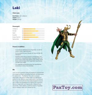 PaxToy.com - 09 Loki (Сторна-back) из Z Energy: Marvel Avengers (Blokhedz)