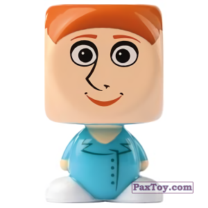 PaxToy.com - 09 Lucy из Esselunga: Despicable Me (Blokhedz)