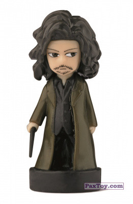 PaxToy.com - 09 Sirius Black (Сторна-back) из Esselunga: Harry Potter WIZZIS