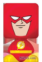 PaxToy.com - 10 Blyksnis (The Flash) из Norfa: Superherojai (Blokhedz)
