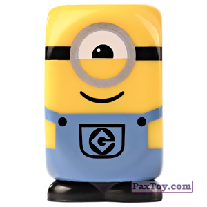 PaxToy.com - 10 Carl из Esselunga: Despicable Me (Blokhedz)