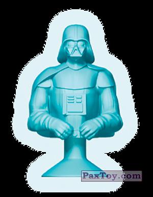PaxToy.com - 10 DARTH VADER (SPIRIT) из Mega Image: Star Wars Stikeez Disney