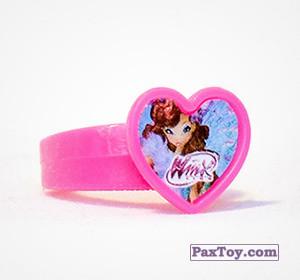 PaxToy.com - 10 Кольцо с Лейлой из Choco Balls: Клуб Винкс