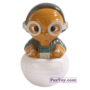 PaxToy.com - 10 Maz Kanata из Esselunga: Star Wars 2.0 - Rollinz 2018