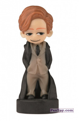 PaxToy.com - 10 Remus Lupin (Сторна-back) из Esselunga: Harry Potter WIZZIS
