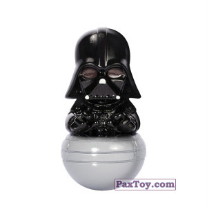 PaxToy.com - 11 Darth Vader из Esselunga: Star Wars 1.0 - Rollinz 2016