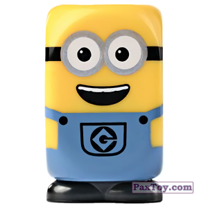 PaxToy.com - 11 Dave из Esselunga: Despicable Me (Blokhedz)