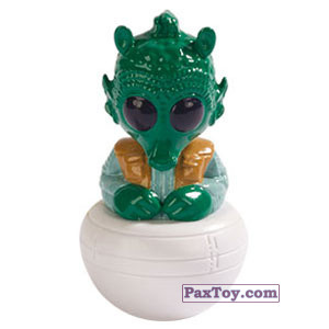 PaxToy.com - 11 Greedo из Esselunga: Star Wars 2.0 - Rollinz 2018