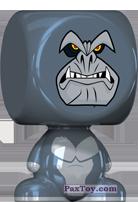 PaxToy.com - 11 Grodas (Grodd) (Сторна-back) из Norfa: Superherojai (Blokhedz)