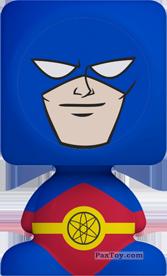 PaxToy.com - 11 The Atom из Z Energy: DC Super Heroes (Blokhedz)