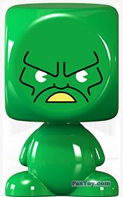 PaxToy.com - 13 Abomination из Z Energy: Marvel Avengers (Blokhedz)