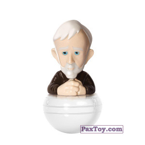 PaxToy.com - 13 Ben Kenobi из Esselunga: Star Wars 1.0 - Rollinz 2016