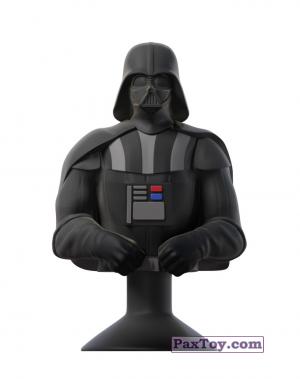 PaxToy.com - 13 Darth Vader из Lidl: Star Wars Stikeez