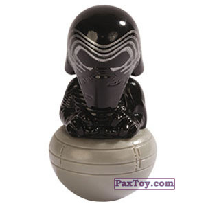 PaxToy.com - 13 Kylo Ren из Esselunga: Star Wars 2.0 - Rollinz 2018