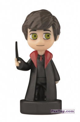 PaxToy.com - 13 Neville Paciock (Сторна-back) из Esselunga: Harry Potter WIZZIS