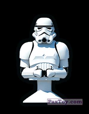 PaxToy.com - 13 STORM TROOPER из Mega Image: Star Wars Stikeez Disney