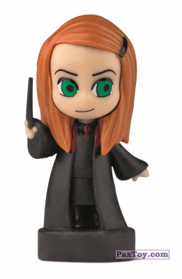 PaxToy.com - 14 Ginny Weasley (Сторна-back) из Esselunga: Harry Potter WIZZIS